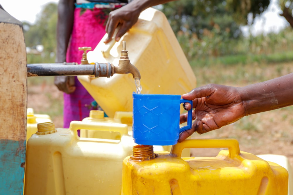 Water Pump Dar es Salaam – Wells for Africa