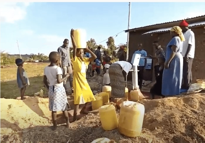 Water Well for Bungoma – Wells for Africa