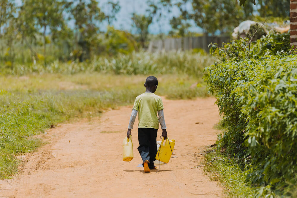 The Village of  Kedougou – Wells for Africa