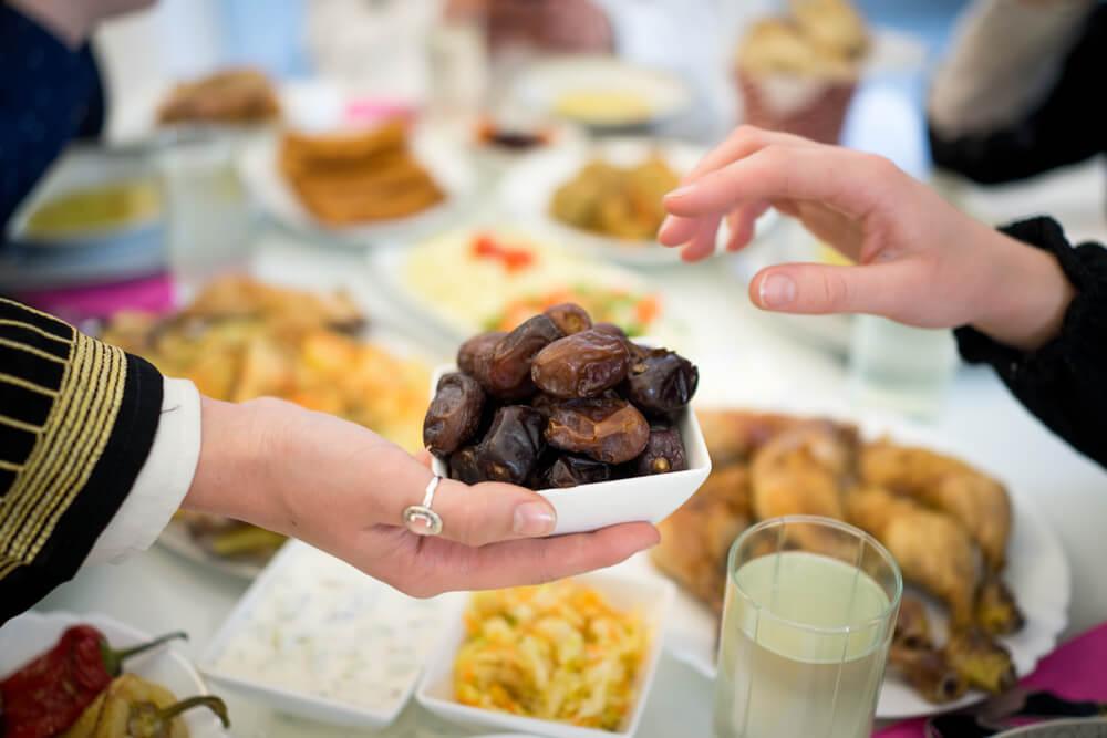 iftar programme