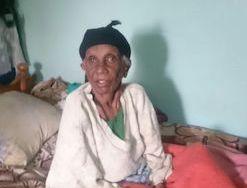 orphans and elderly - elderly lady